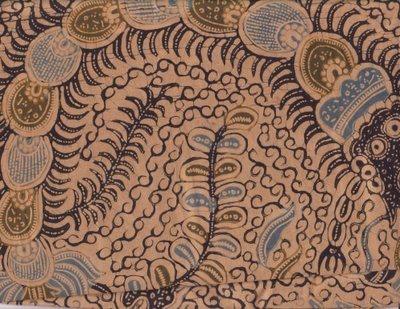 Motif Batik Paoman Indramayu Kios Buku Gema Gemar Membaca
